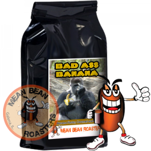 Bad Ass Banana Coffee Blend