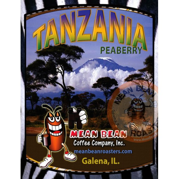 Tanzania Peaberry - High Point Coffee Roasters